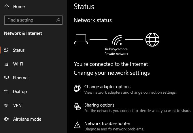 Windows-Network-Troubleshooter