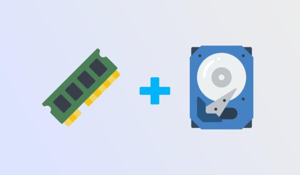 page file چیست؟ اضافهکردن مجازی RAM